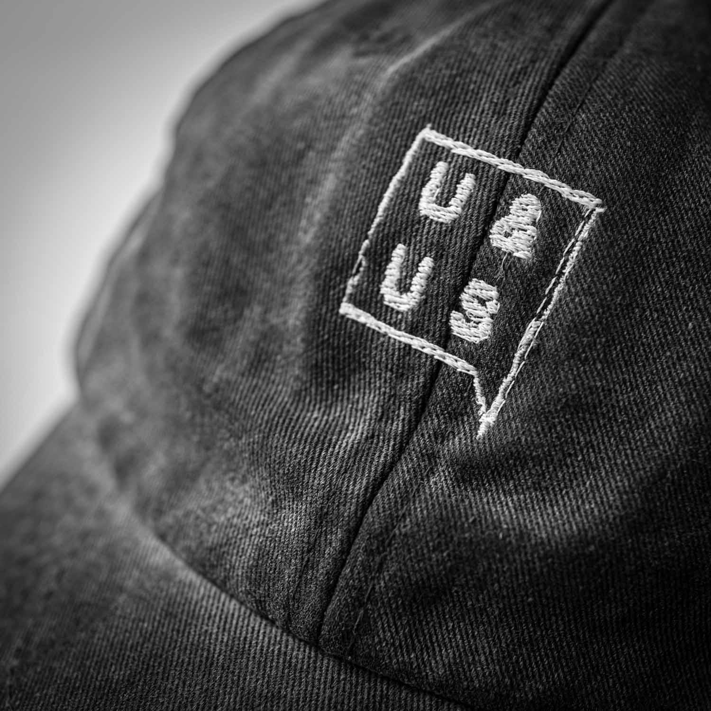 U&US Vintage Cap 100% Baumwolle