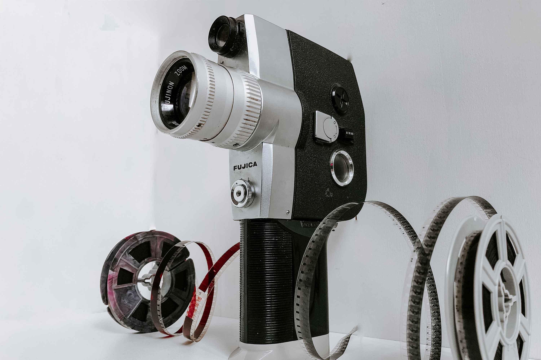 Super 8 Film-Kamera/ Film-Format, Filmkamera