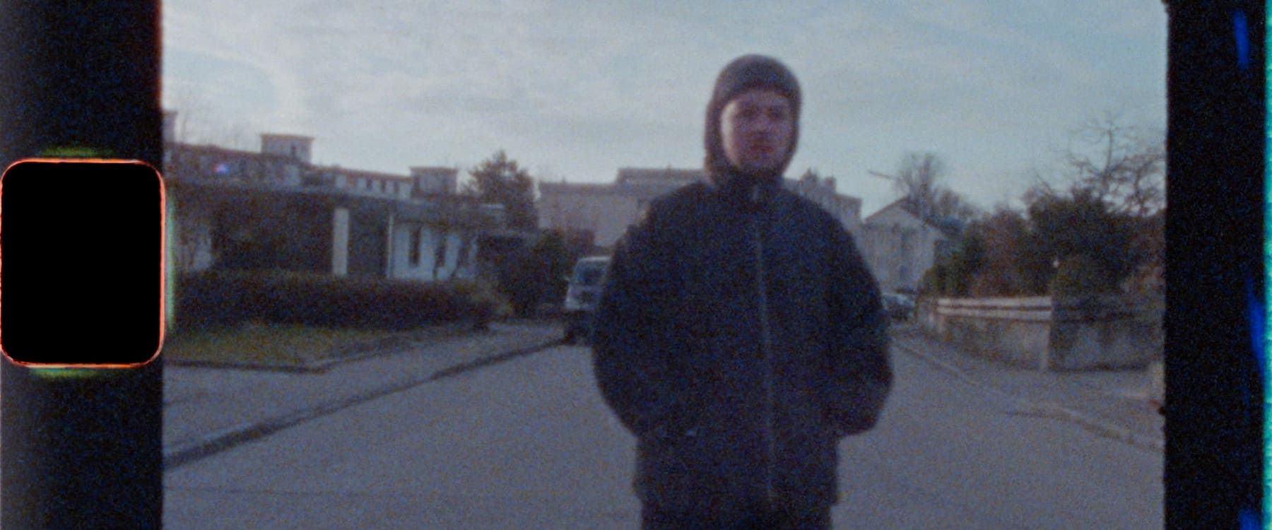 Super 8 Kamera Aufnahme Musikvideo