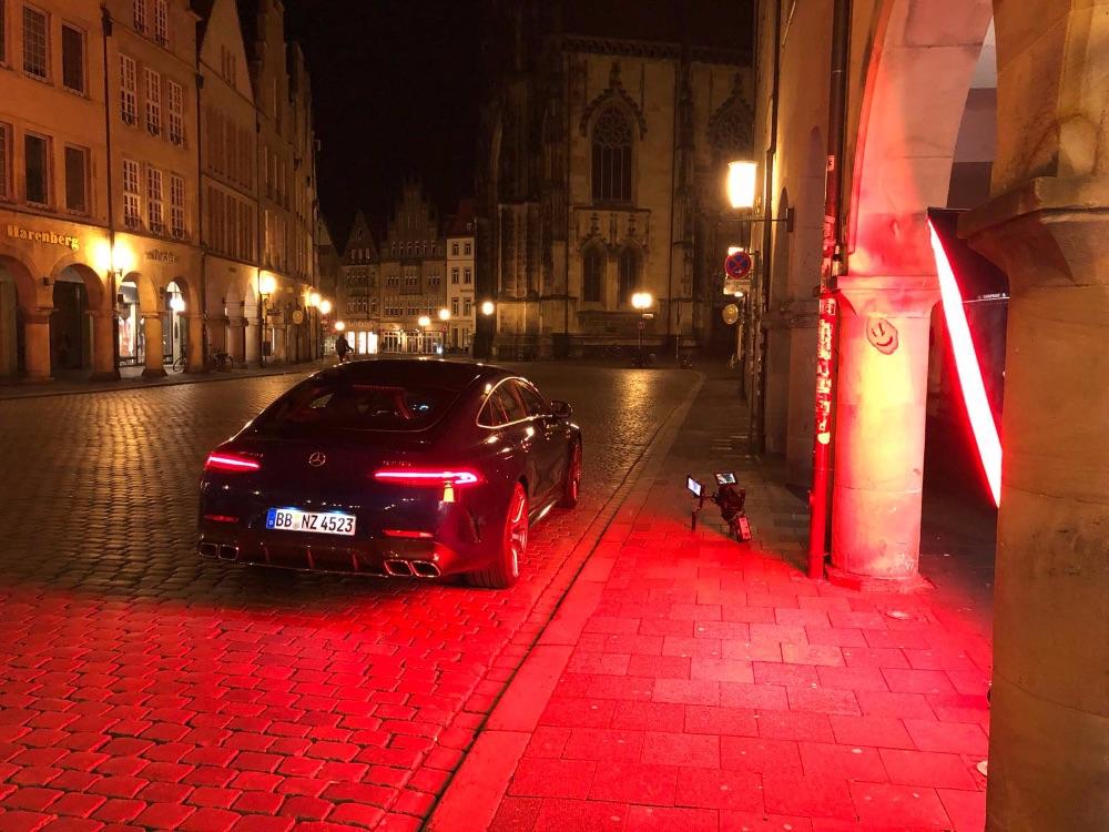 URBAN & UNCUT Studios U&US Filmagentur Augsburg Mercedes-Benz Filmproduktion
