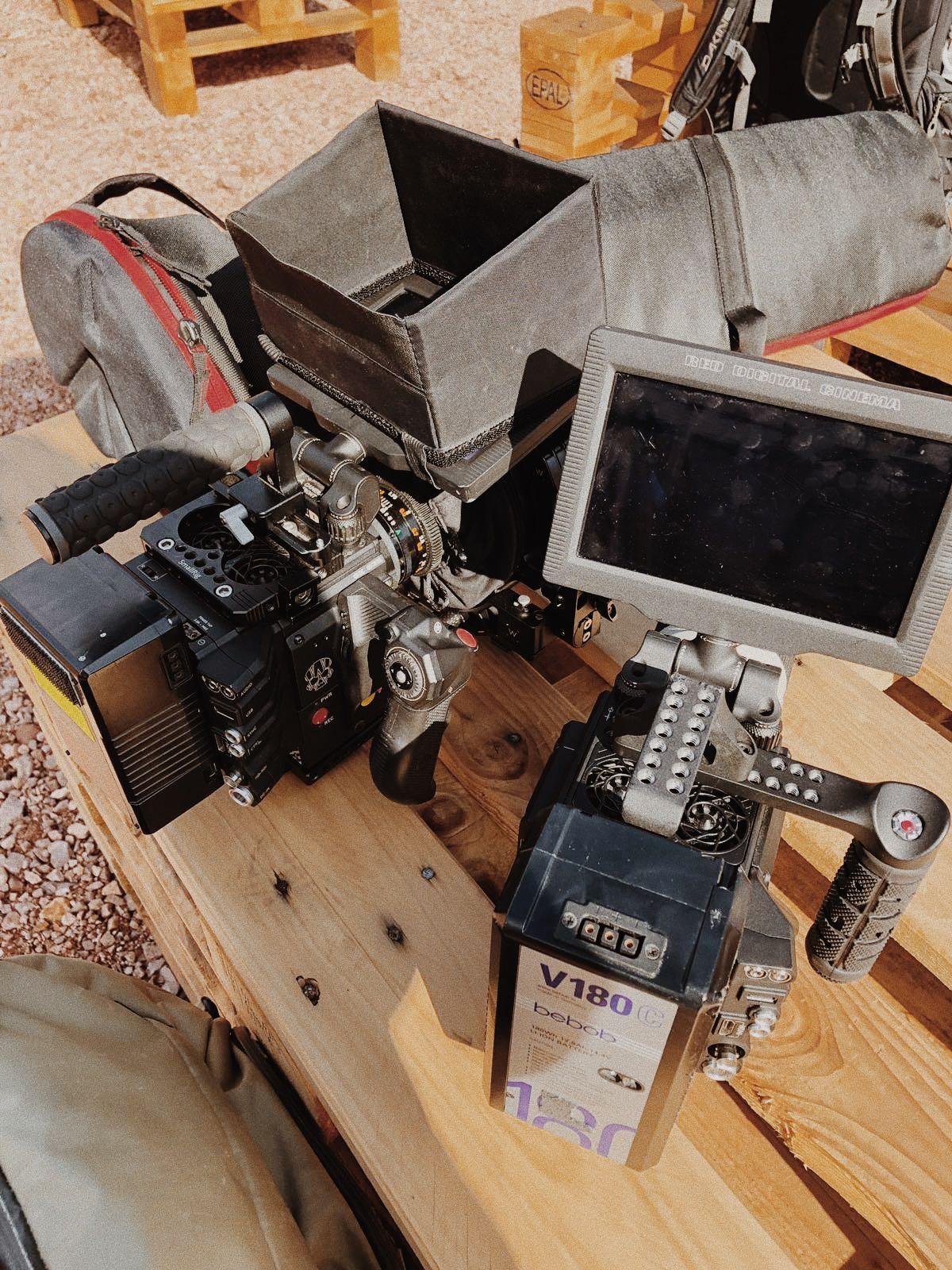 Audi Nines Filmproduktion