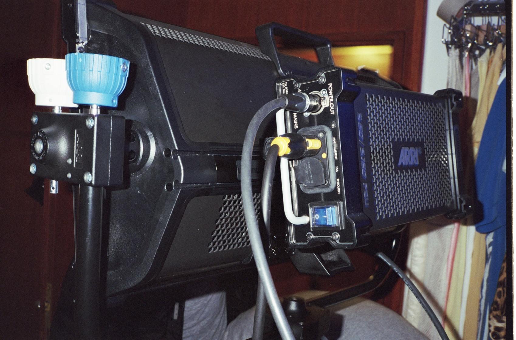 ARRI Skypanel URBAN & UNCUT Studios