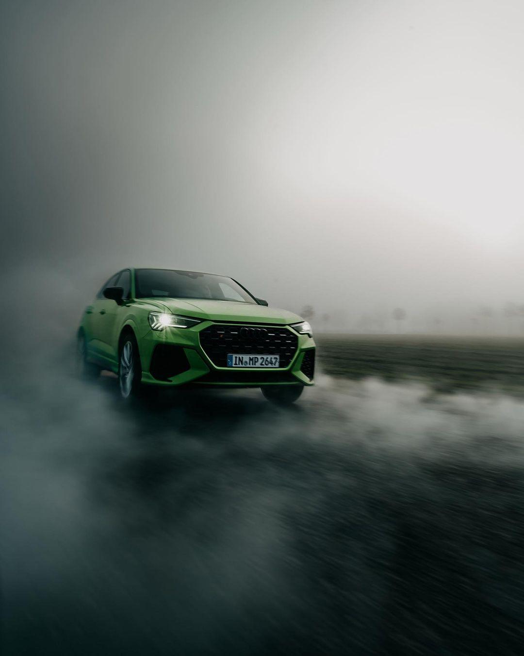 Audi Social Media Kampagne