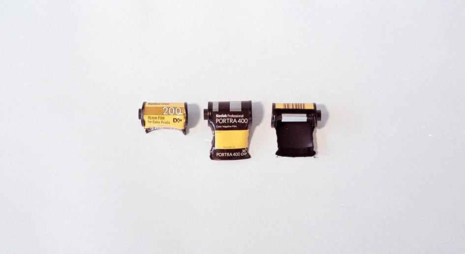 Bilder selber entwickeln Analog selber entwickeln URBAN & UNCUT Studios Filmrollen Kodak Porta 400