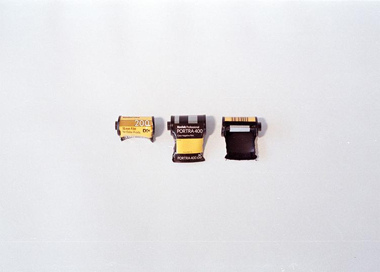 Filmrollen Kodak Porta 400 Farbfilm selber entwickeln URBAN & UNCUT Studios