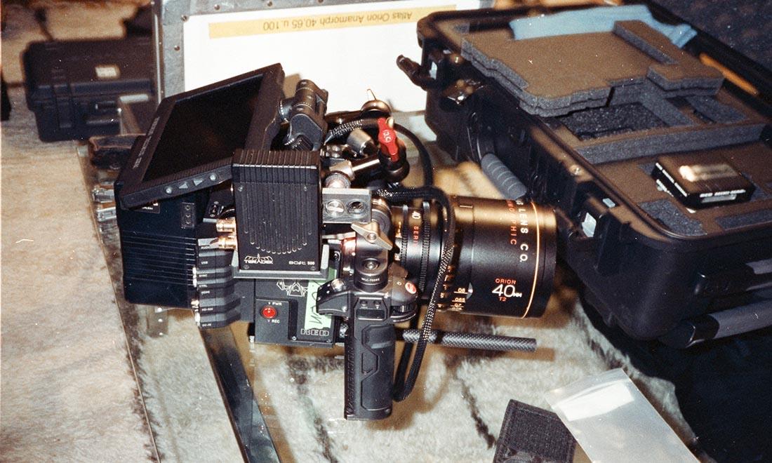 Wirecard Werbefilm Filmproduktion in Berlin RED Gemini mit Atlas Anamorphic Lense