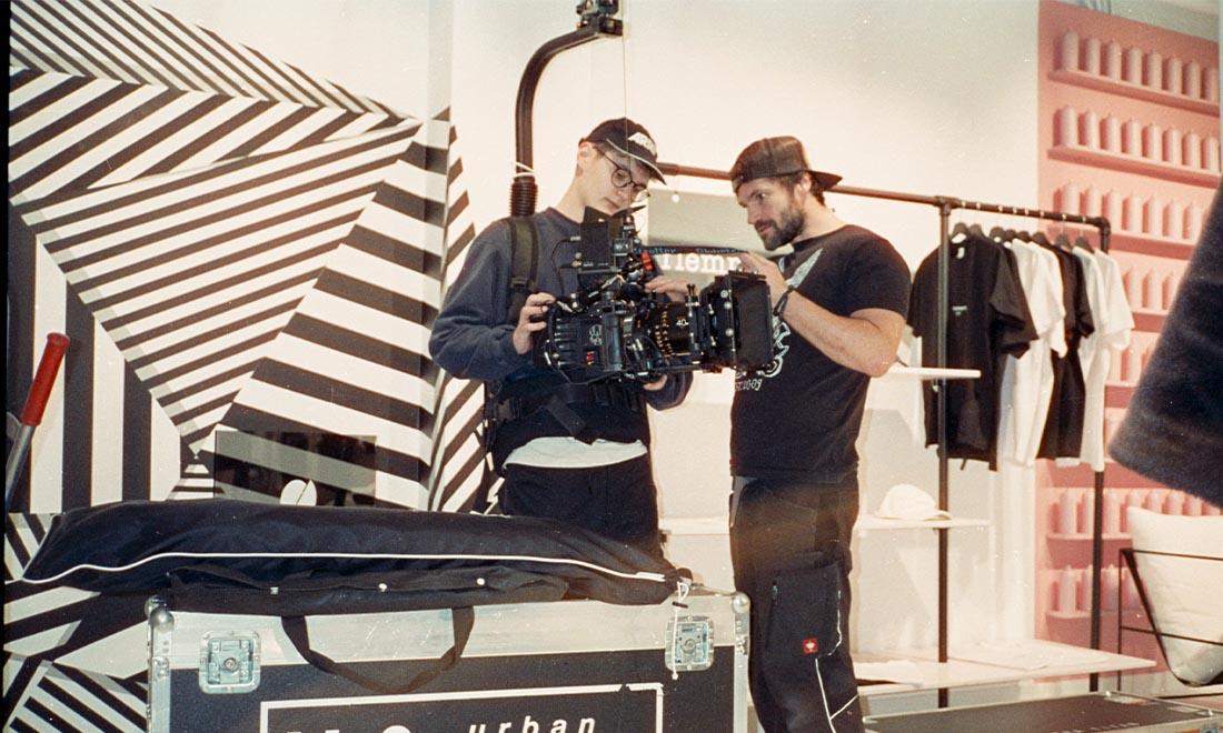 Wirecard Werbefilm Filmproduktion in Berlin Jürgen Christa und Linus Kirschner