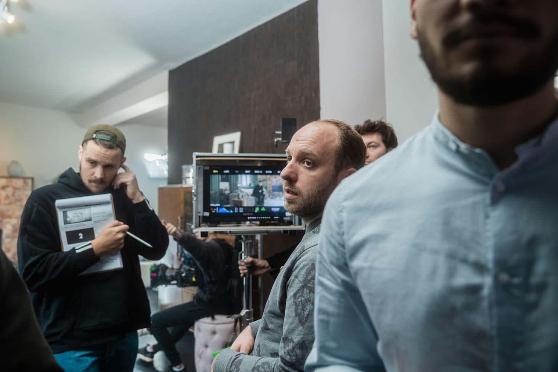 Wirecard Werbefilm Filmproduktion in Berlin Team Roman Halfen Linus Kirschner Till Hennig Tim Ruppel Marcel Nadeem