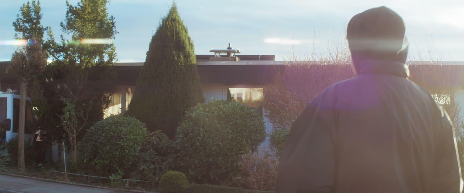 ERRDEKA in Mering Musikvideo zum Lied Allein pt. II