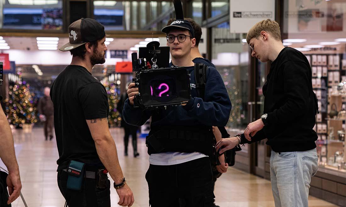 Videoproduktion Berlin Jürgen Christa Linus Kirschner Julius Krebs