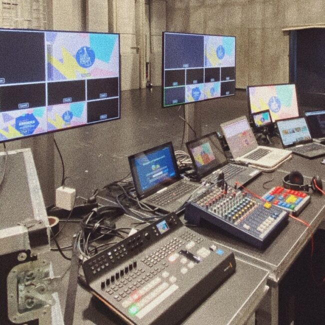 Livestream Produktion Stadt Augsburg Club & Kultur TV