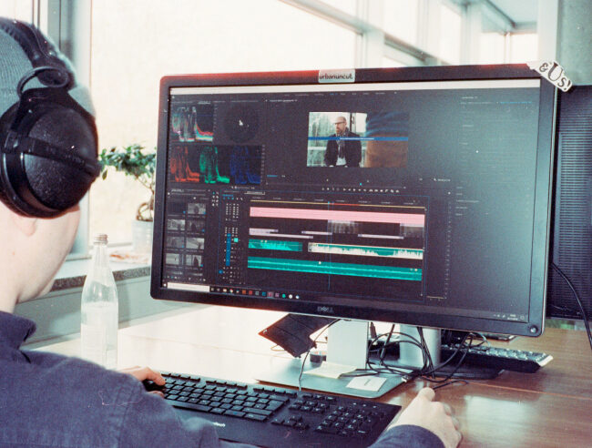 Employer Branding Video urbanuncut Postproduktion Ranking Marketing