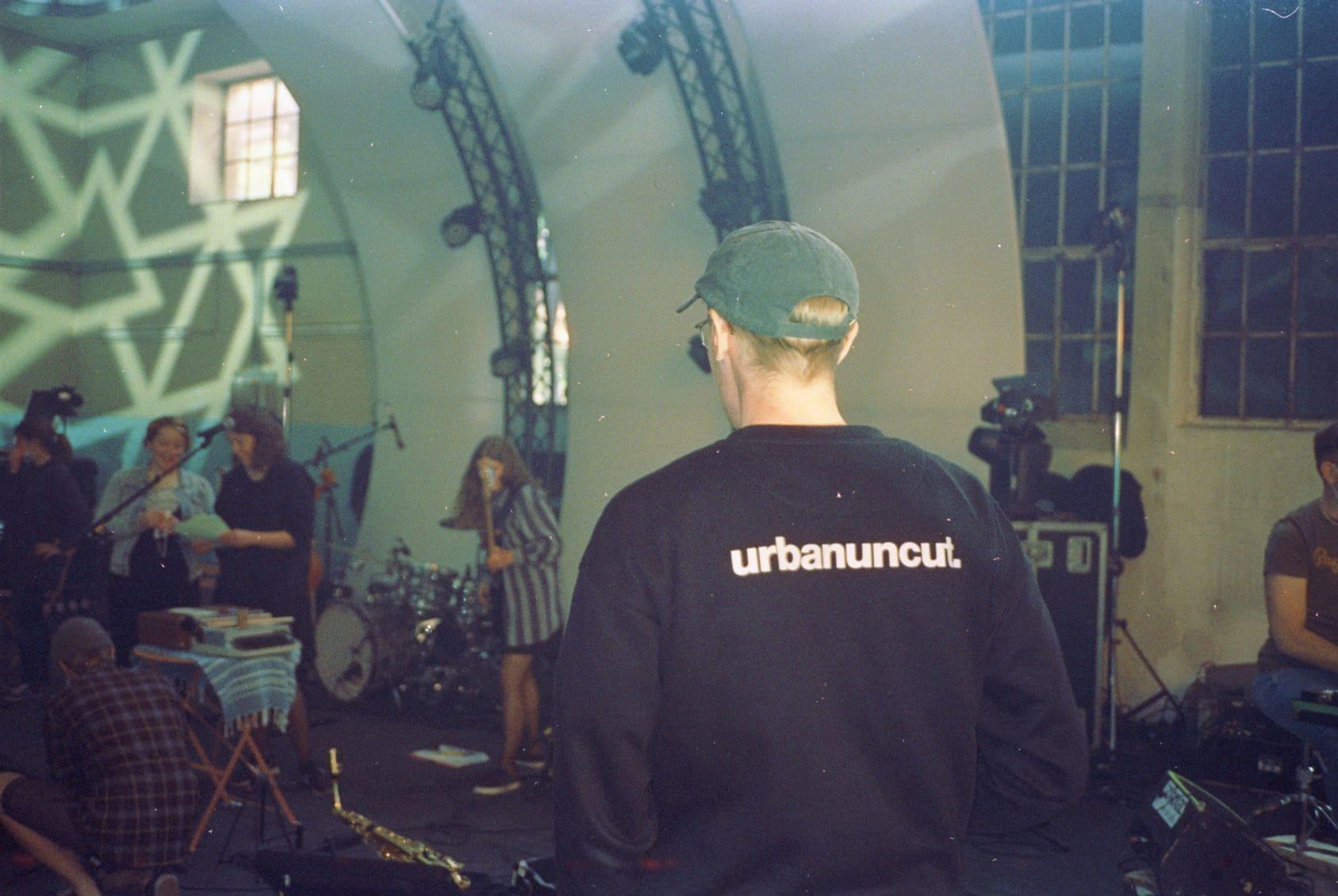 Livestream Produktion Stadt Augsburg Club & Kultur TV Stay Home Festival