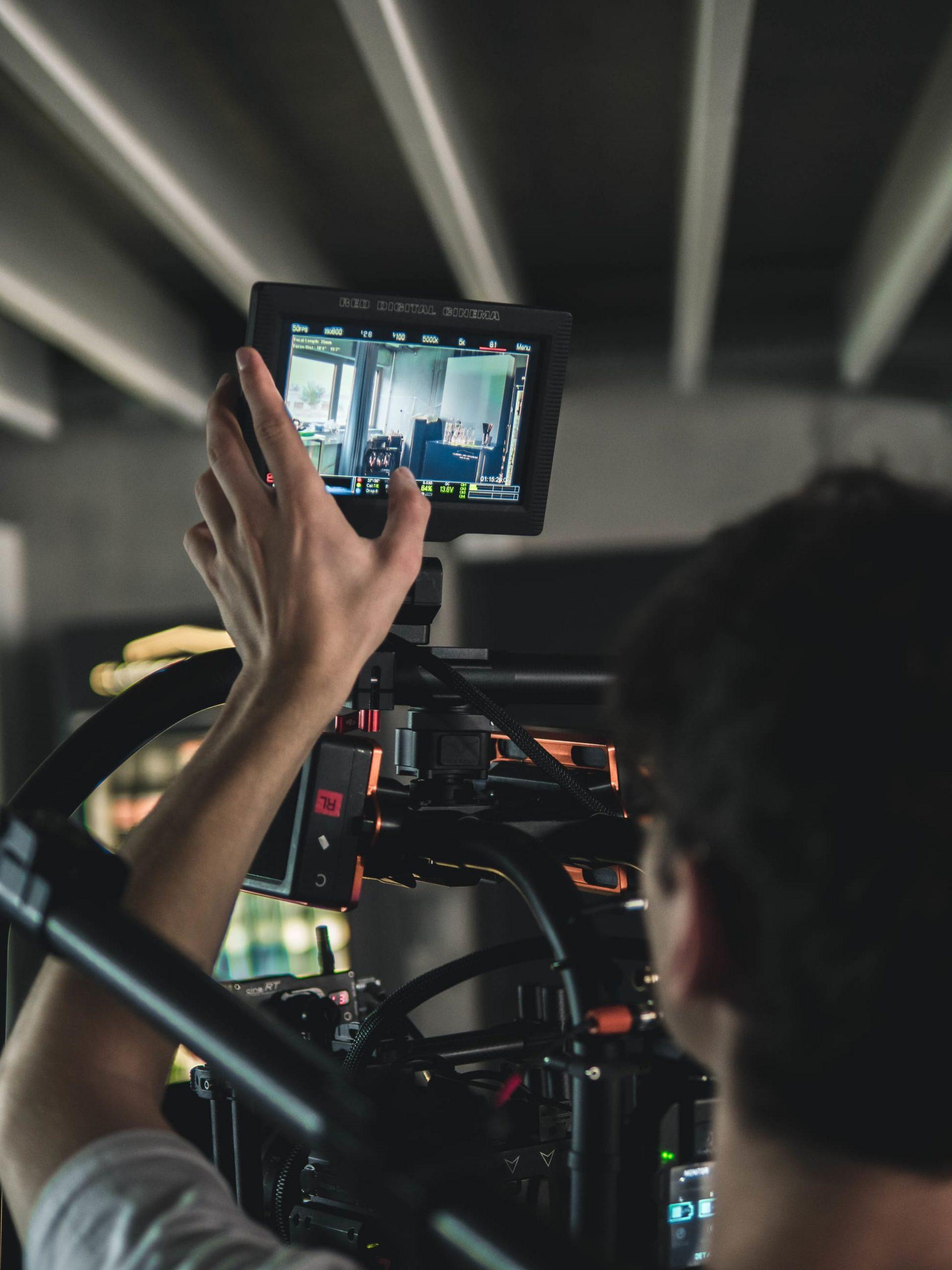 Porsche Werbefilm Filmproduktion in Stuttgart Linus Kirschner RED Gemini mit Atlas Supreme Zeiss Radiance Lense und Gimbal
