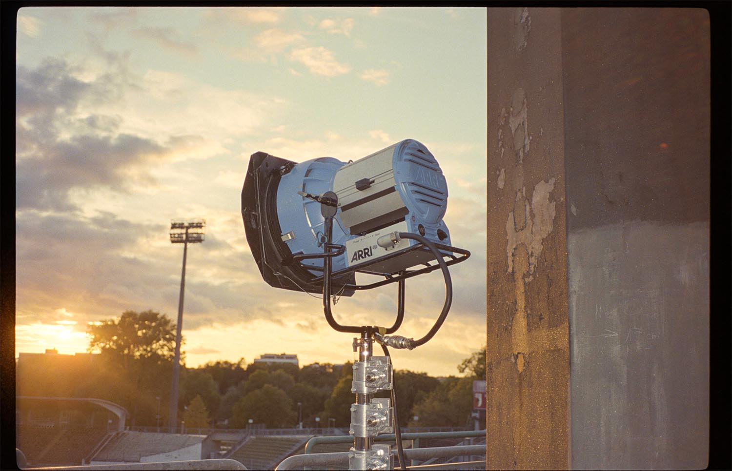 Born Guilty mit The Sweetspot Social Spot Filmproduktion ARRI M90 Sonnenuntergang