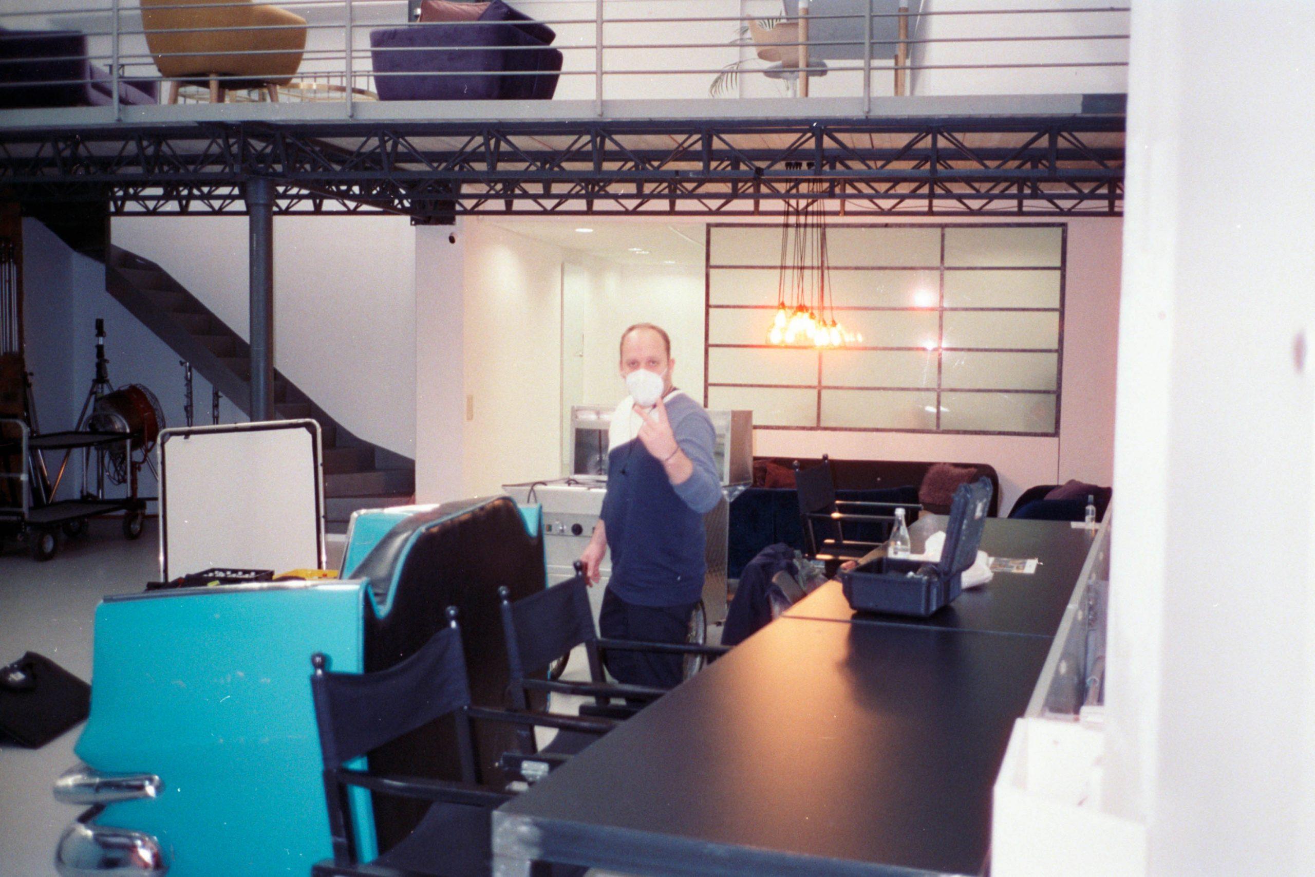 Postproduktion Filmschnitt Videobearbeitung im URBAN & UNCUT Studio