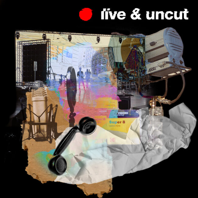 URBAN & UNCUT live & uncut Podcast