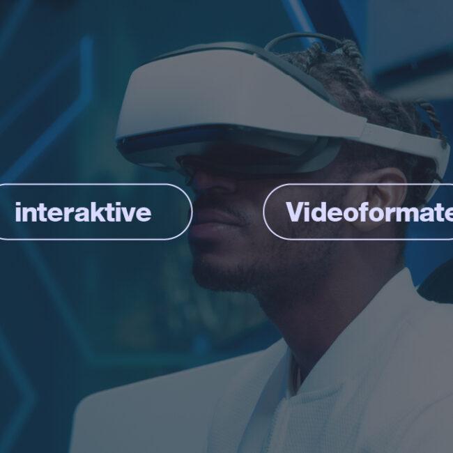 AR interaktive videoformate