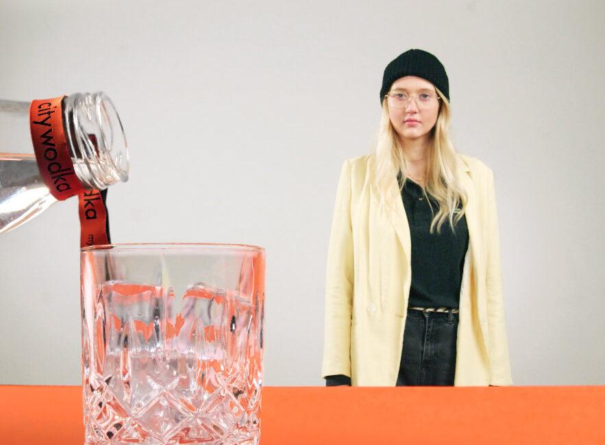 Filmproduktion Augsburg Social Kampagne my city my wodka citywodka model