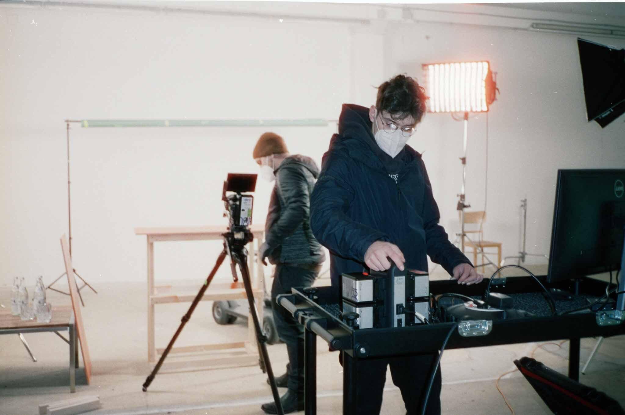 filmproduktion coronapandemie