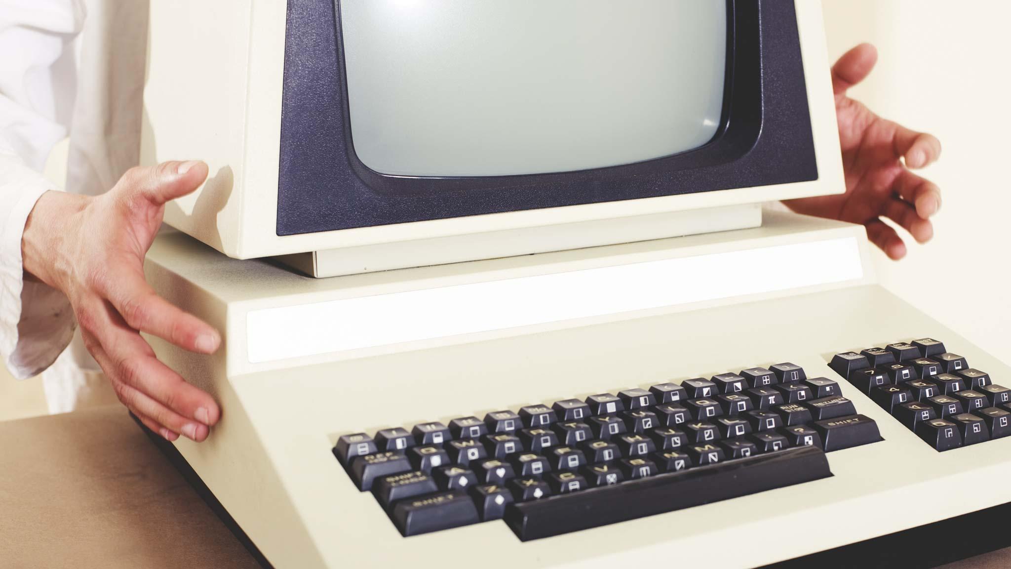 computer alt werbefilm geschichte filmproduktion
