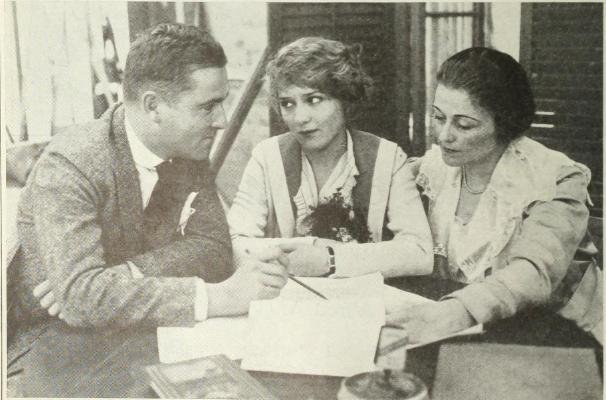 Marshall Neilan, Mary Pickford und Frances Marion Frauen in der Filmgeschichte