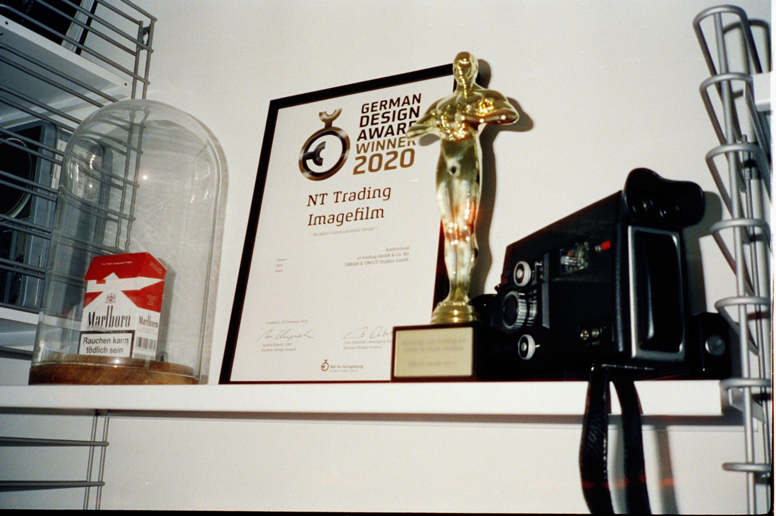 oscar verleihung award filmproduktion augsburg münchen